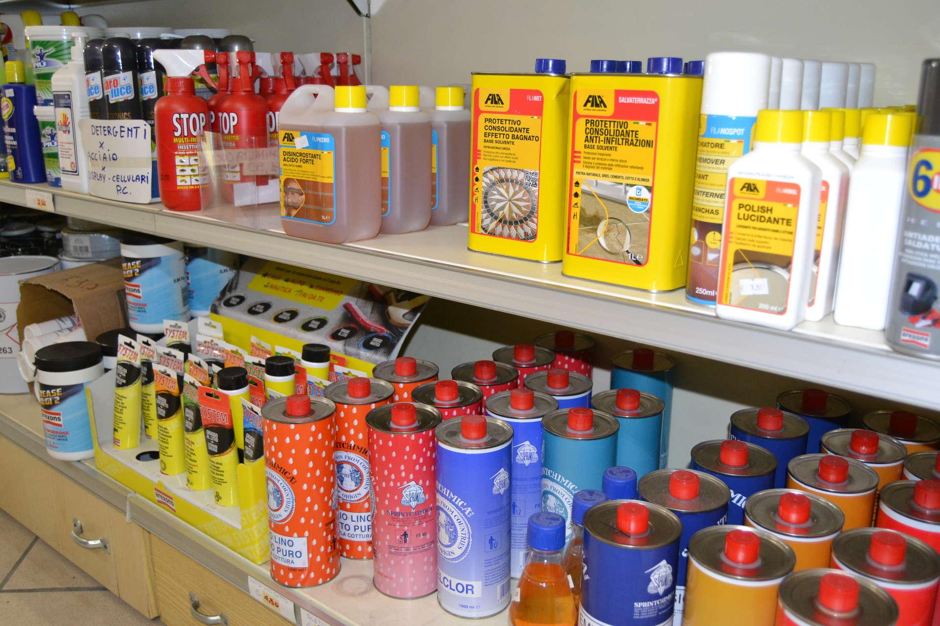 Detergenti detersivi antimuffa
