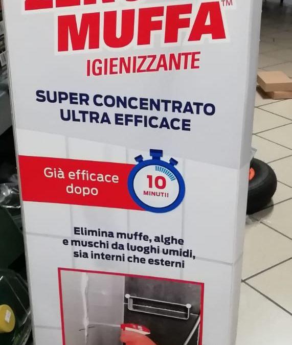 Stop a muffe e alghe grazie a Air Max® Zero Muffa